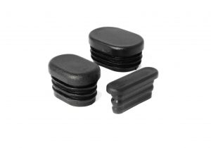Plugs for oval tubes