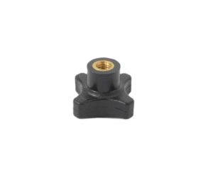 Wing nuts with threaded bolt (T3)